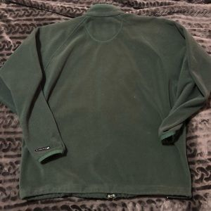 Nike Jackets & Coats - VINTAGE Oregon Ducks fleece Nike Zip Up
